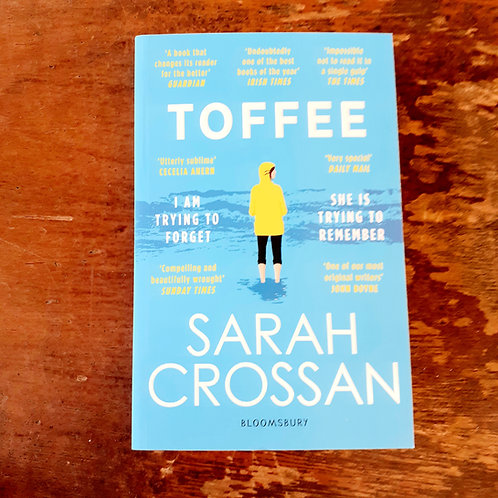 Toffee | Sarah Crossan