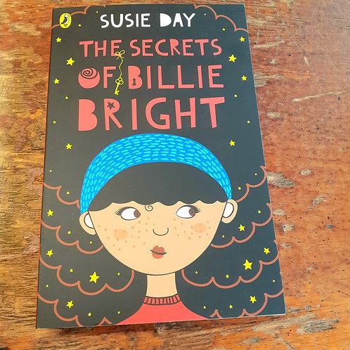 Secrets of Billie Bright| Susie Day
