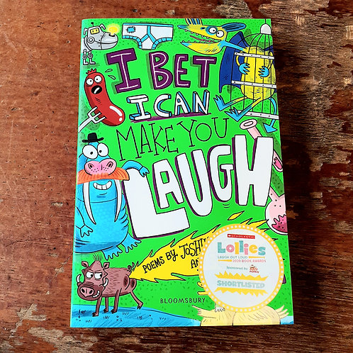 I Bet I Can Make You Laugh | Joshua Seigal