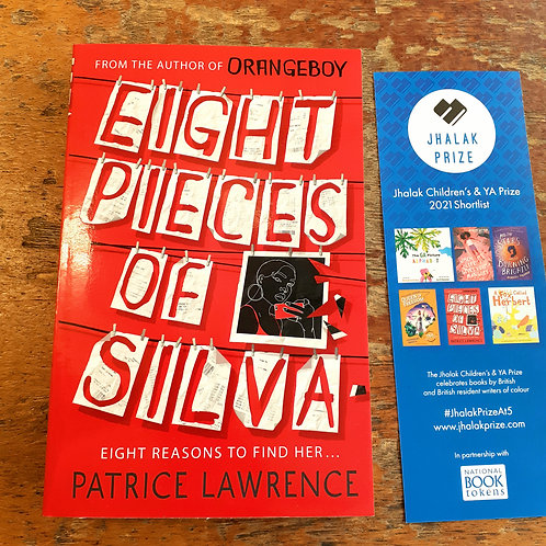 Eight Pieces of Silva | Patrice Lawrence