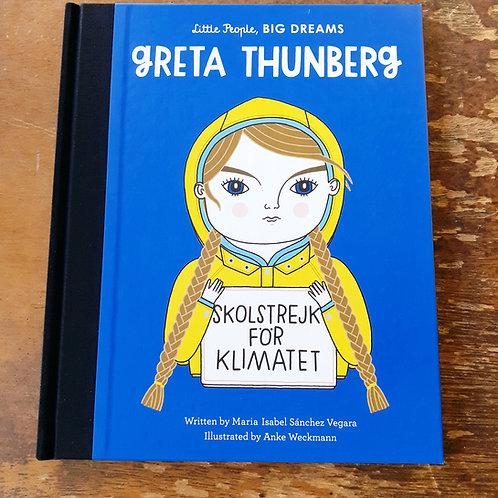 Greta Thunberg [Little People Big Dreams] |  Maria Isabel Sanchez Vegara