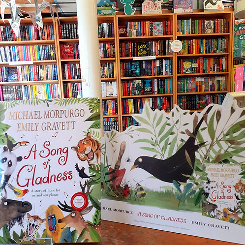 A Song of Gladness | Michael Morpurgo & Emily Gravett