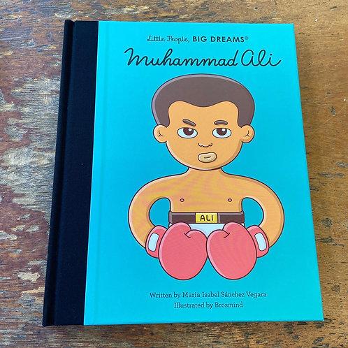 Muhammad Ali [Little People Big Dreams] | Maria Isabel Sanchez Vegara