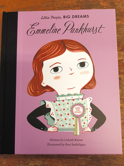 Emmeline Pankhurst [Little People Big Dreams] | Lisbeth Kaiser