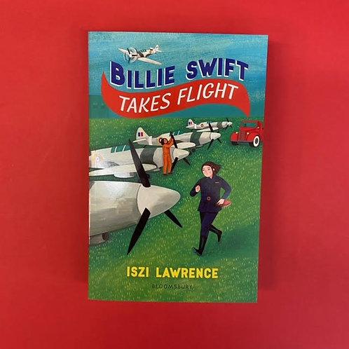 Billie Swift Takes Flight | Iszi Lawrence