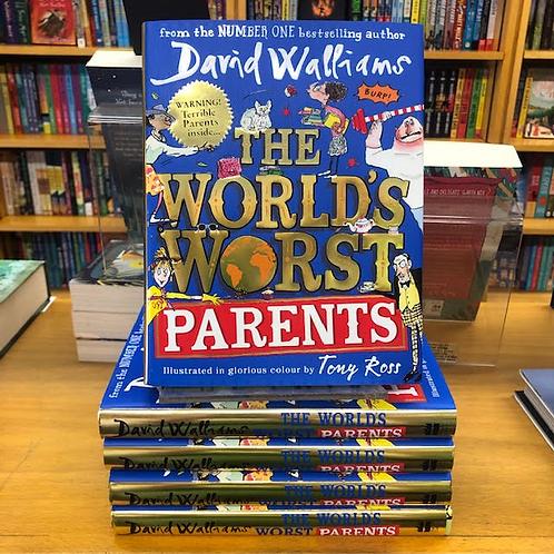 The World's Worst Parents | David Walliams