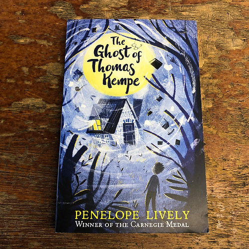 The Ghost of Thomas Kempe   Penelope Lively