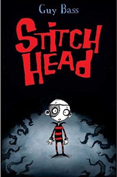 Stitch Head | Guy Bass