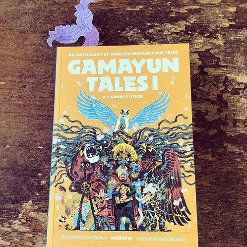 Gamayun Tales | Alexander Utkin