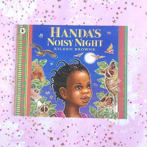 Handa's Noisy Night | Eileen Browne