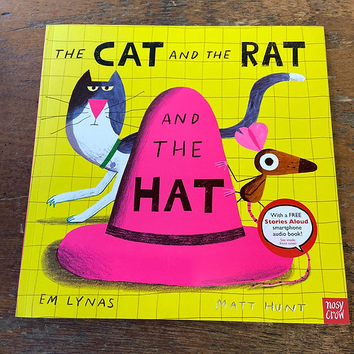 The Cat and the Rat and the Hat   Em Lynas and Matt Hunt