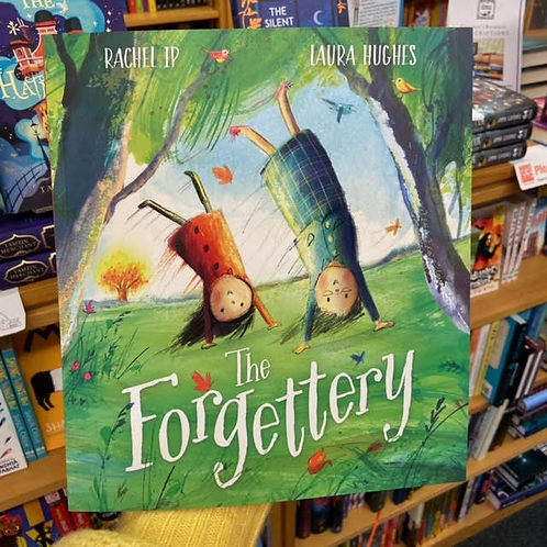 The Forgettery | Rachel Ip and Laura Hughes