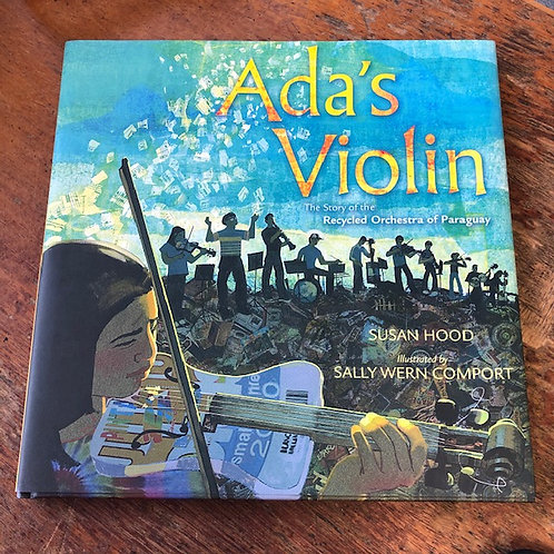 Ada's Violin | Susan Hood and Sally Wern Comport