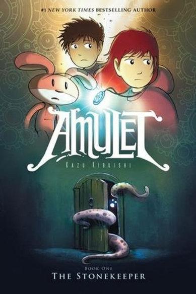 Amulet | Kibuishi | series