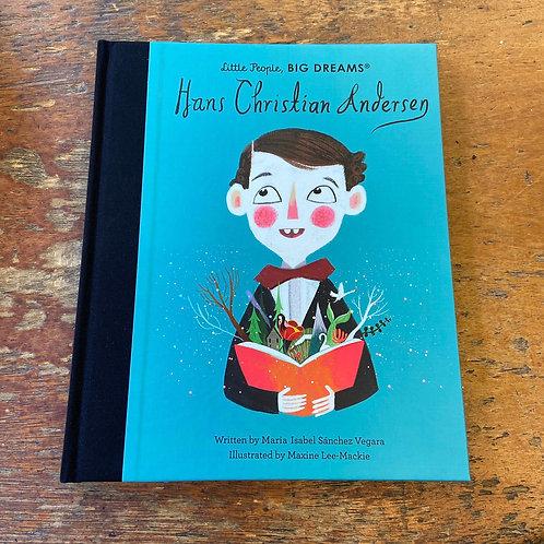 Hans Christian Andersen [Little People Big Dreams] | Maria Isabel Sanchez Vegara