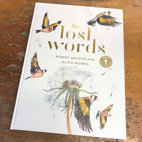 Lost Words | Robert MacFarlane & Jackie Morris