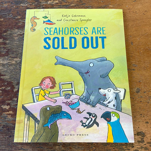 Seahorses Are Sold Out | Katja Gehrmann and Constanze Spengler