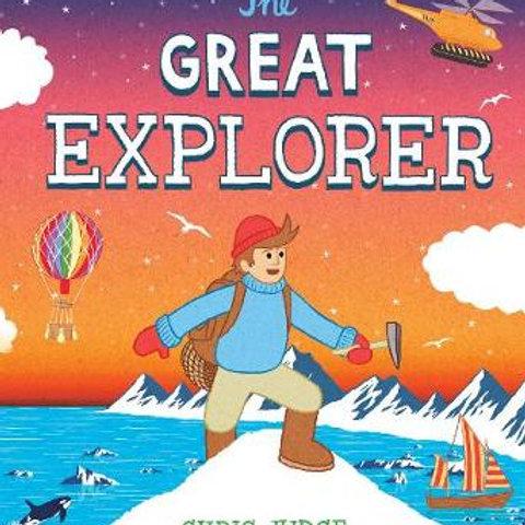 The Great Explorer   Chris Judge