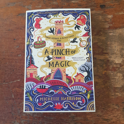 A Pinch of Magic | Michelle Harrison