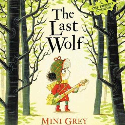 The Last Wolf | Mini Grey