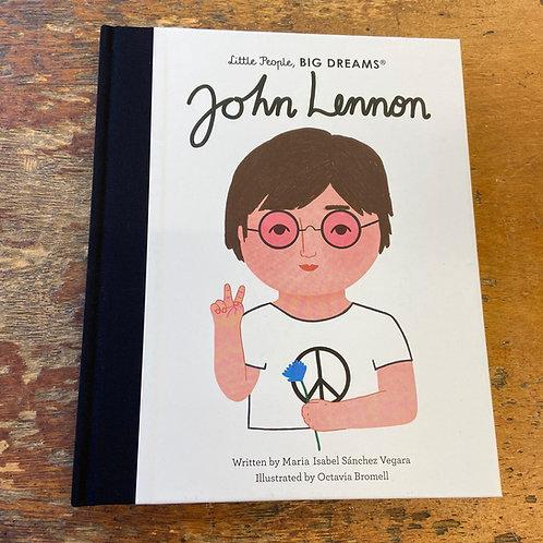 John Lennon [Little People Big Dreams] | Maria Isabel Sanchez Vegara