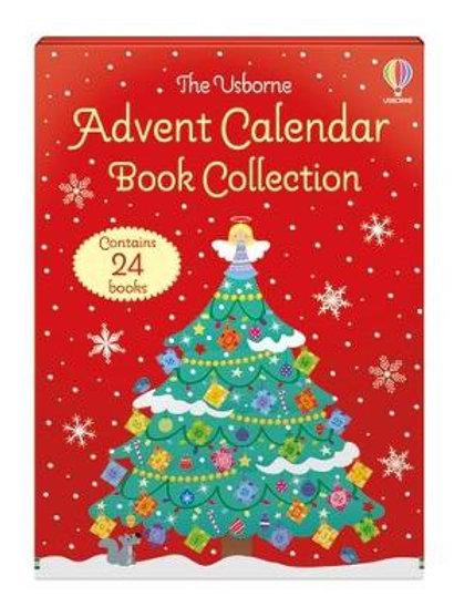 Advent Calendar Book Collection   Usborne