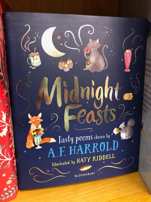 Midnight Feasts | A. F. Harrold and Katy Riddell
