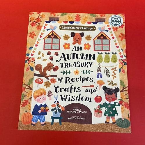 An Autumn Treasury | Angela Ferraro-Fanning and Annelies Draws