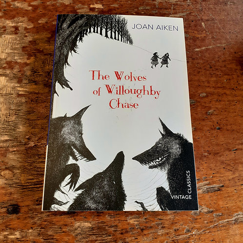 Wolves of Willoughby Chase | Joan Aiken
