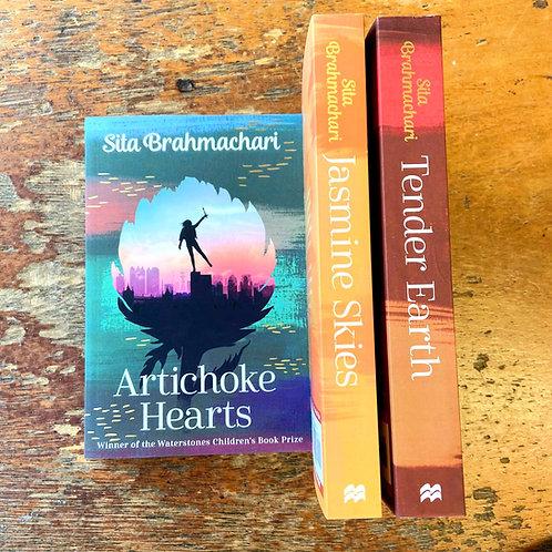 Artichoke Hearts series   Sita Brahmachari