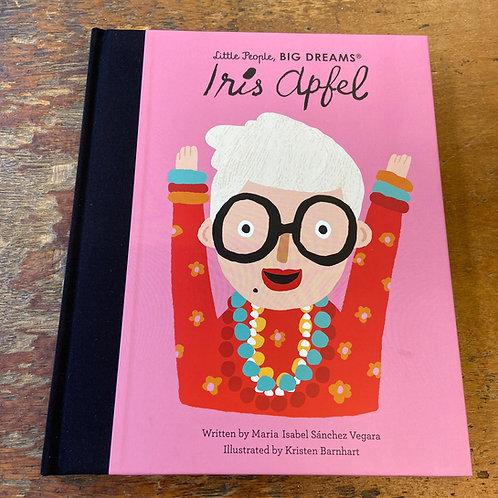 Iris Apfel [Little People Big Dreams] | Maria Isabel Sanchez Vegara