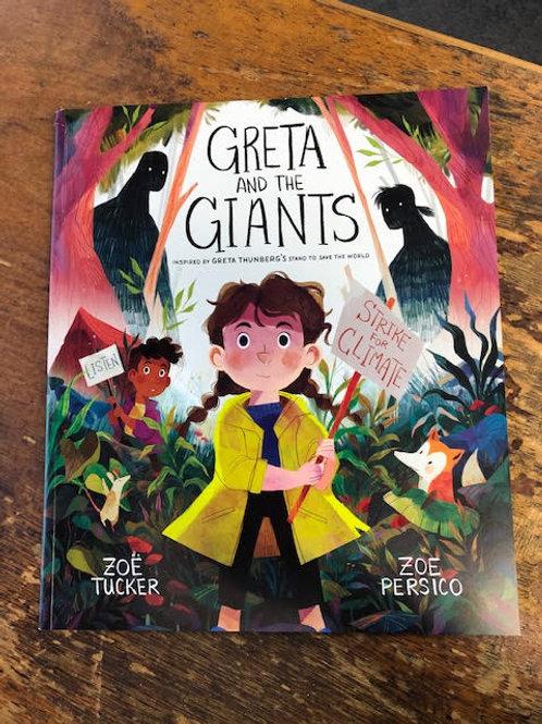 Greta and the Giants | Zoe Tucker and Zoe Persico