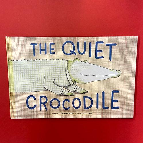 Quiet Crocodile | Natacha Andriamirado