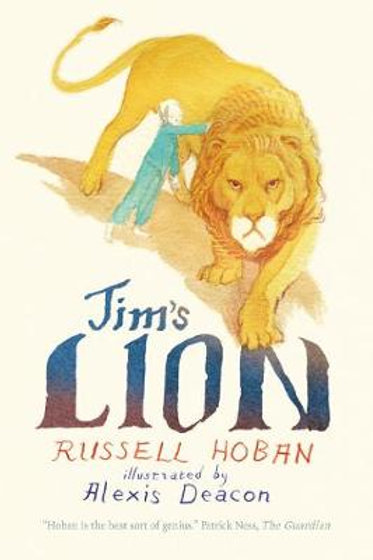 Jim's Lion | Russell Hoban & Alexis Deacon