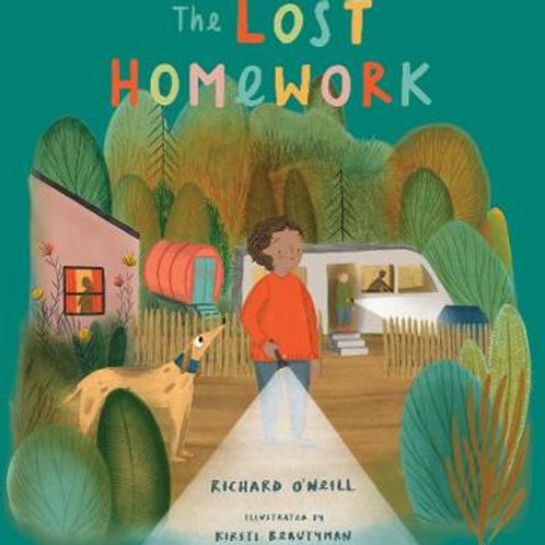 The Lost Homework | Richard O'Neill and Kirsti Beautyman