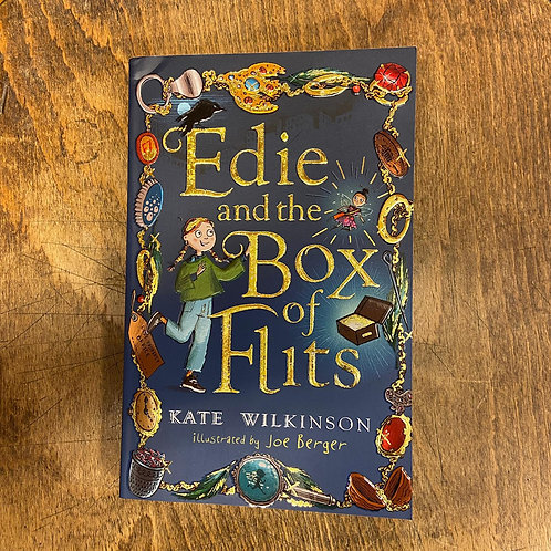 Edie and the Box of Flits   Kate Wilkinson