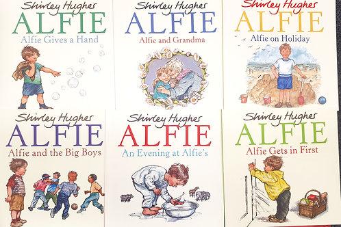 Alfie Series | Shirley Hughes