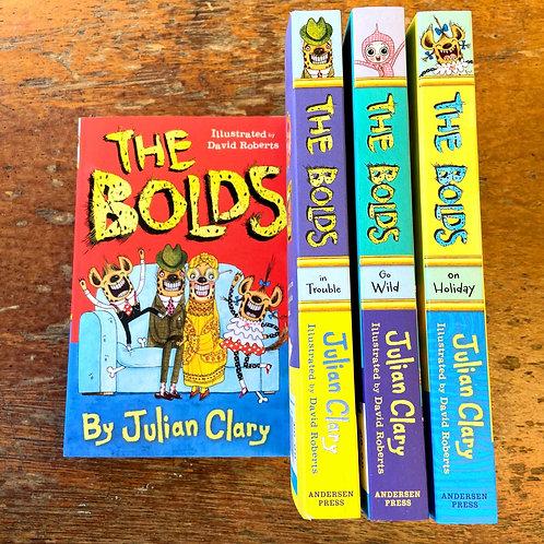 The Bolds | Julian Clary