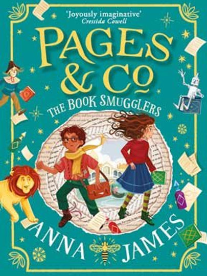 Pages & Co: The Book Smugglers