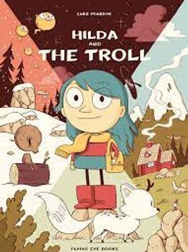 Hilda and the Troll | Luke Pearson