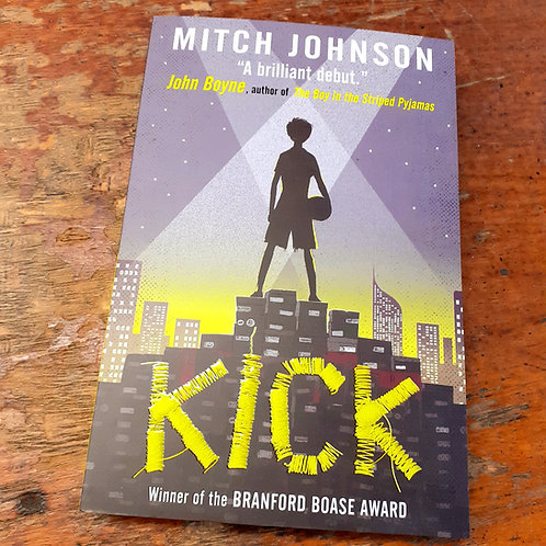 Kick | Mitch Johnson