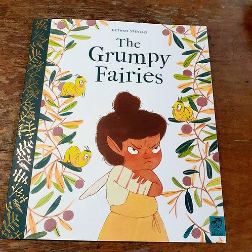 Grumpy Fairies | Bethan Stevens