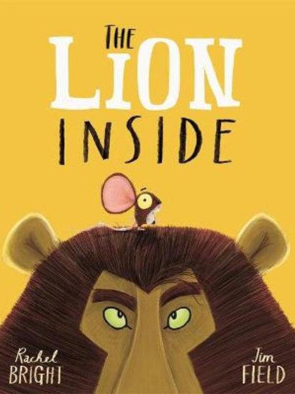 The Lion Inside | Rachel Bright & Jim Field