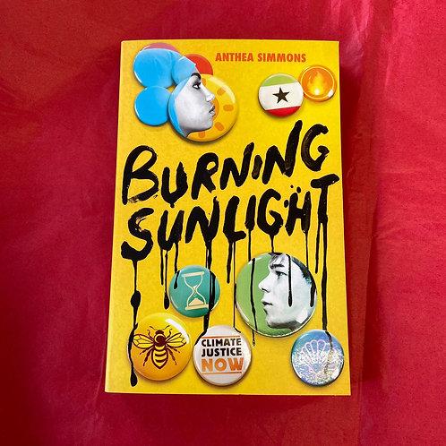 Burning Sunlight | Anthea Simmons