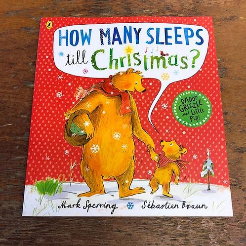 How Many Sleeps Till Christmas? | Mark Sperring and Sebastien Braun