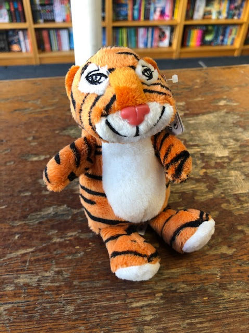 Tiger Who Came to Tea Toy