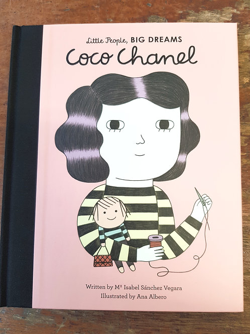 Coco Chanel [Little People Big Dreams] | Maria Isabel Sanchez