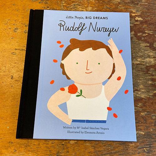 Rudolf Nureyev [Little People Big Dreams]   Maria Isabel Sanchez Vegara
