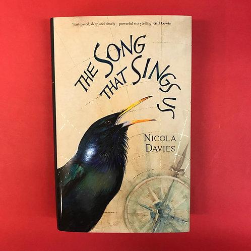 The Song that Sings Us | Nicola Davies