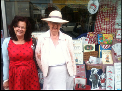 Shirley Hughes and Clara Vulliamy
